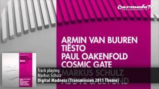 Markus Schulz - Digital Madness (Transmission 2011 Theme)