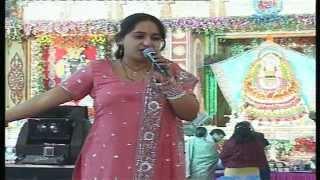 Nisha Dutt- Khatu Shyam Bhajan- Laddu ram naam ka khaale