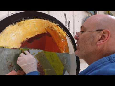 John Brennan Artist Studio Talk