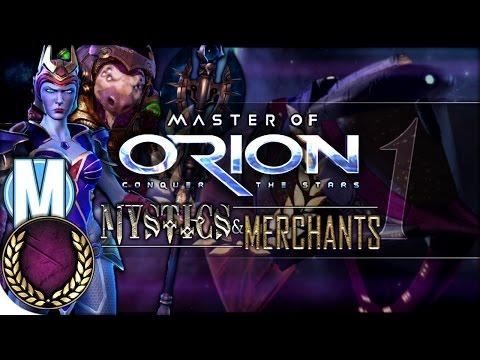 ELERIAN & GNOLAM CO-OP!   Mystics & Merchants 1   Master of Orion: Revenge of Antares   Feat. MAL