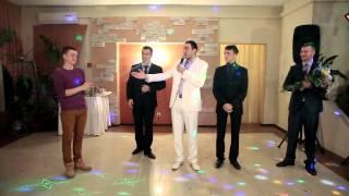 Ведущий   Гарик Тигранян  Свадьба Дениса и Алёны 25 ноября 2014(, 2015-07-18T23:15:27.000Z)