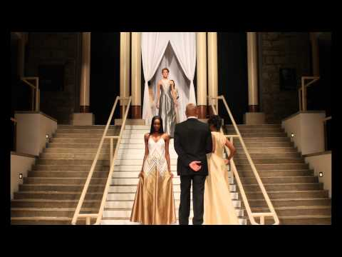 Agostino Style Grace Fashion Show Evening Gowns Youtube