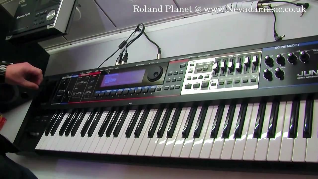 Roland Juno Keyboards Roland Roland Juno Keyboards