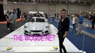 THE WOGUE.NET: ON THE ROAD..SUPERCAR 2015 SPEED IL LUSSO FIERA DI ROMA
