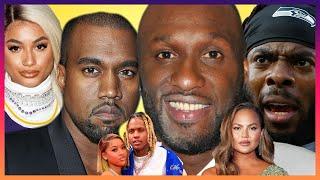 Danileigh REVEALS pregnancy, RHOA in trouble, Richard Sherman, Lamar Odom, Lil Durk, Kanye West More