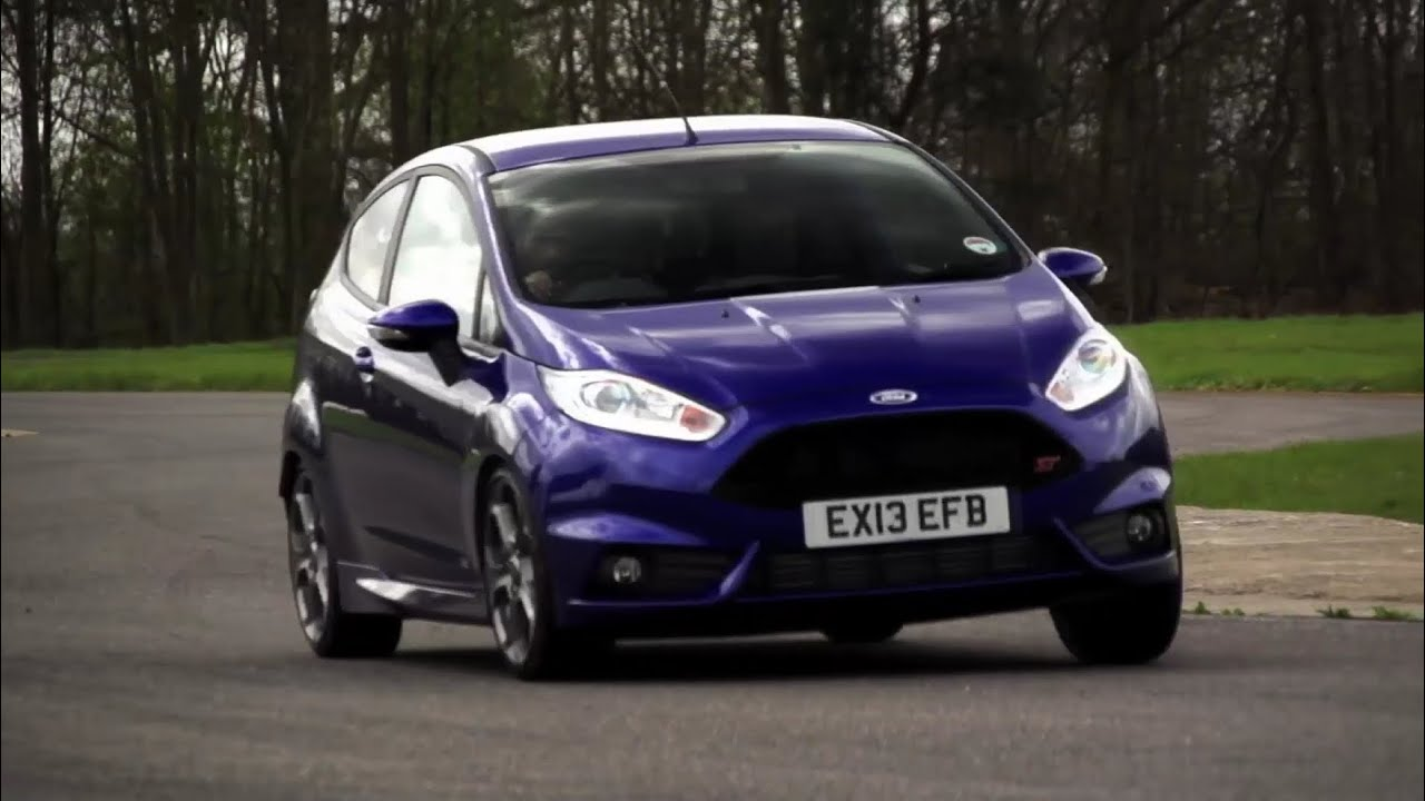 Ford Fiesta ST First Drive - /CHRIS HARRIS ON CARS - YouTube