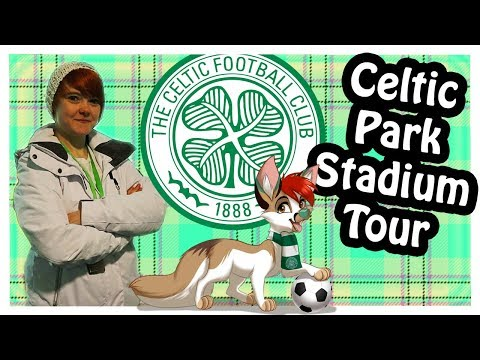Scottish Football - Celtic Park Stadium Tour