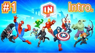 Disney Infinity 2.0 - Part 1 - Game Introduction And Tutorials
