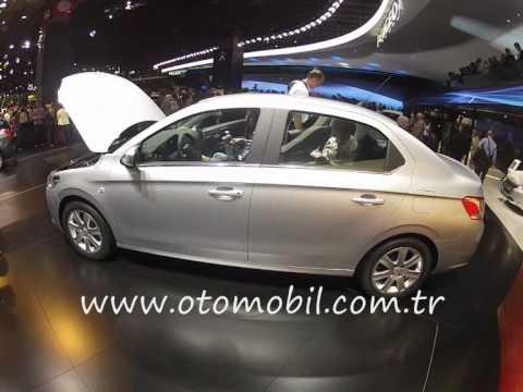 Peugeot 301 Paris Motor Show 2012