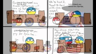 Some polandball comics