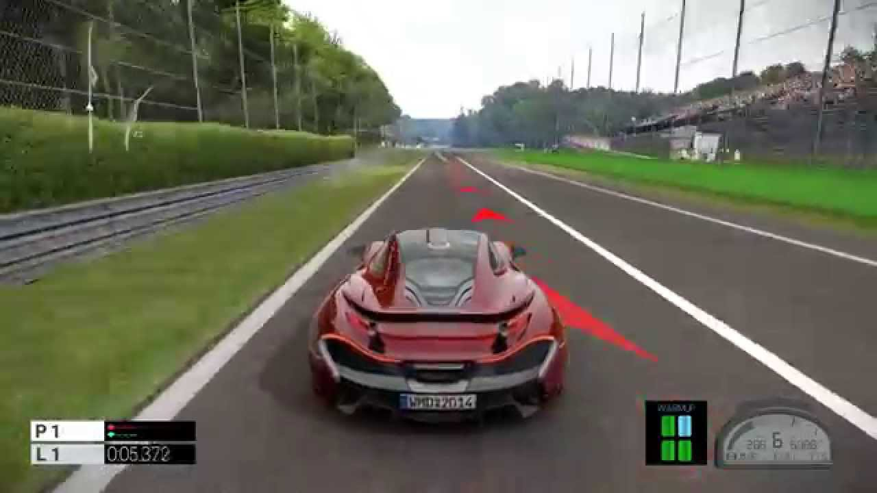 Project cars mclaren p1 autodromo nazionale di monza youtube - Project cars mclaren p1 ...
