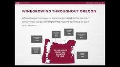 Oregon Wine Master Class