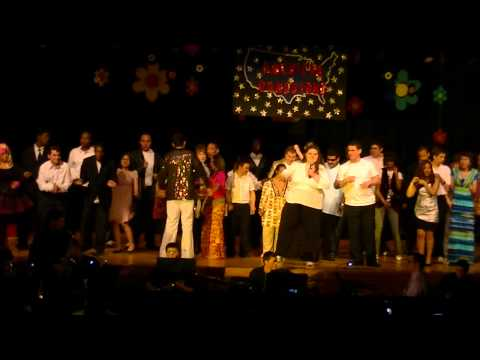 Magnet Program Concert American Bandstand Finale