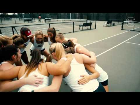 South Carolina Women's Tennis: 2016