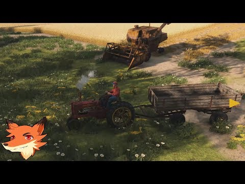 FARMER'S DYNASTY [FR] #4 Combo de machines et le transport de grain !