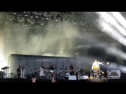 Arcade Fire Wake Up @ Rock Werchter 2017