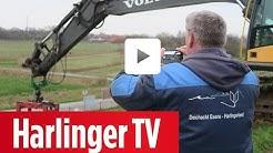 Deichacht Esens-Harlingerland bewältigt Krisenszenario