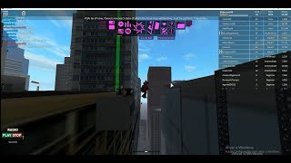 COMPLETING the ADVANCED TUTORIAL and how to give LONG JUMP! Roblox Parkour