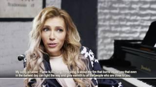 Юлия Самойлова интервью о Евровидении 2017