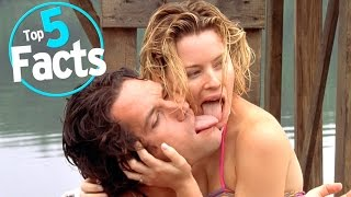 Top 5 Facts about Kissing