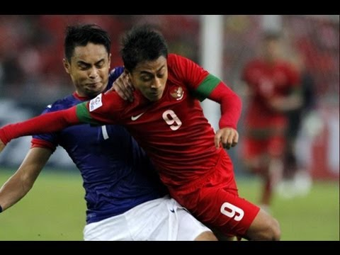 Malaysia Vs Indonesia: AFF Suzuki Cup 2012