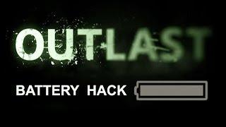 Outlast Battery Hack v 1.0
