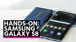 Samsung Galaxy S8 – Hands-on (Português)