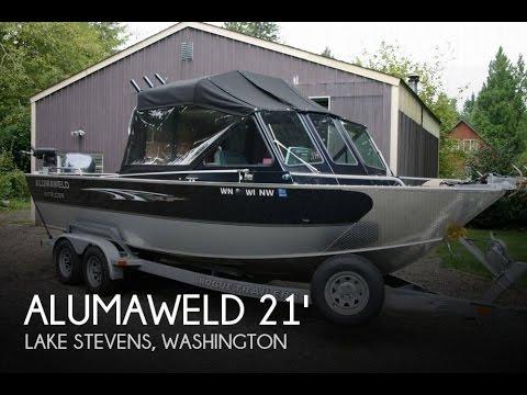 [SOLD] Used 2007 Alumaweld 22 Intruder XL In Lake Stevens, Washington