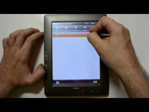 Возможности электронной книги TeXet TB-840HD