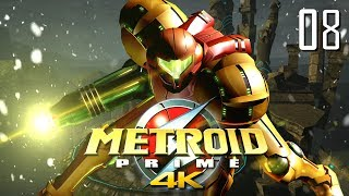 METROID PRIME 4K : Le Phazon | LET'S PLAY FR #8