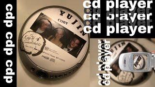 시디플레이어 꾸미기ㅣ페노메코 시디로 노래듣기, cdp