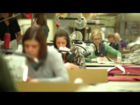 Laura Ashley Bespoke Upholstery: Behind the scenes at our upholstery factory