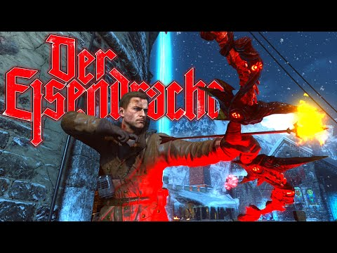 """Der Eisendrache: How to get """"Wrath of The Ancients"""" Bow!"""