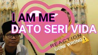 I Am Me - DSV (OFFICIAL LYRIC VIDEO) ...REACTION GONE WRONG!!! ( KAK NAB ft PAK ASHIIM )