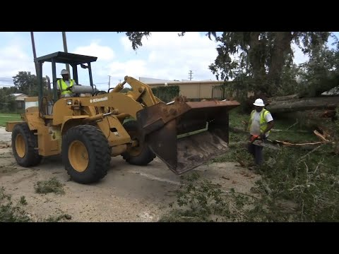Crews, Residents Begin Cleaning Up After Storm