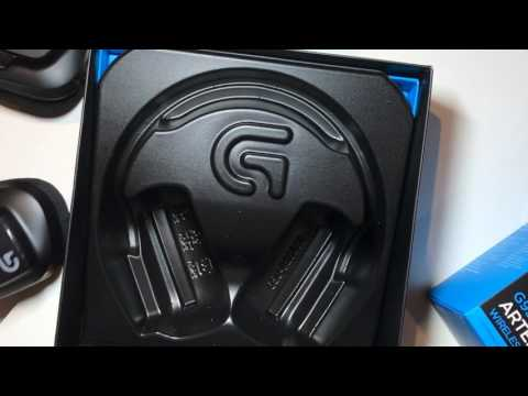 Repeat Logitech G933 Artemis Spectrum Snow Review (Wireless) by