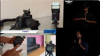 Unboxing Sonia Trigger Flash VT-631 Wireless 16 Channel Flash