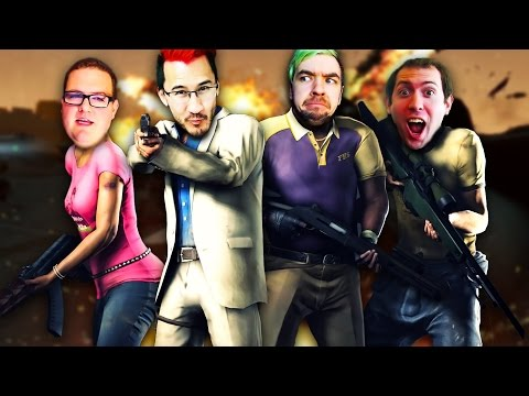 EVERYONE BLAME EACH OTHER!!   Left 4 Dead 2