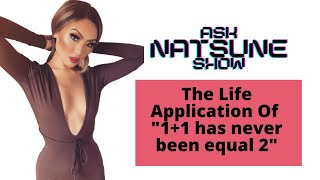 Natsune Oki  The life application of 1+1 has never been 2