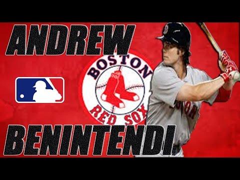 Andrew Benintendi Red Sox Highlights || MLB
