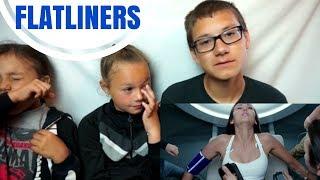 FLATLINERS Trailer Reaction!!!