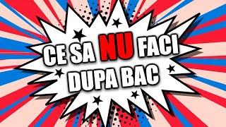 CE SĂ NU FACI DACĂ ȚI-AI LUAT BACUL!!!   420 VLOG