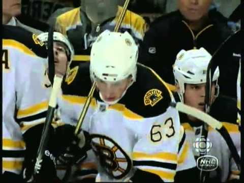 P.K. Subban almost killed Brad Marchand 12/16/2010