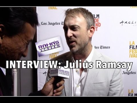 My LAFF2017 Red Carpet  with Director Julius Ramsay  'MIDNIGHTERS'