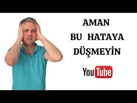 YouTube Abone Kasma