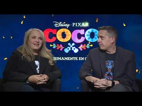 COCO Entrevista A Lee Unkrich Y Darla K  Anderson
