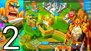 Lords Mobile : Tower Defense - Stage 2 | Android Gameplay , #Games screenshot 4