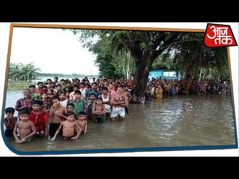Assam Floods | 26 Lakh People Affected, 28 Districts Float In Water As Brahmaputra Floods