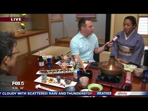 Japanese Restaurant Celebrates 45 Years In Atlanta