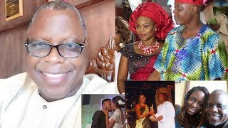 WATCH Yoruba Actor Dele Odule His Wife Children And 10 Things You Never Knew